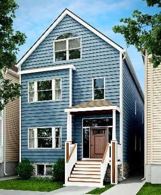 Photo of Single Family,3314NHamiltonAvenue,Chicago Real Estate, IL