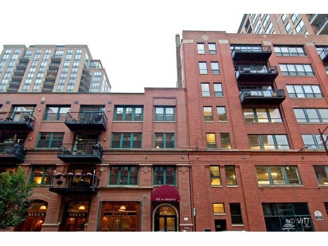 Photo of Loft,420WOntarioStreet,CHICAGO Real Estate, IL
