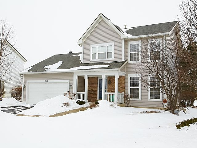 Property Photo for 913 Rachel Court, PLANO, IL 60545, MLS # 08528372