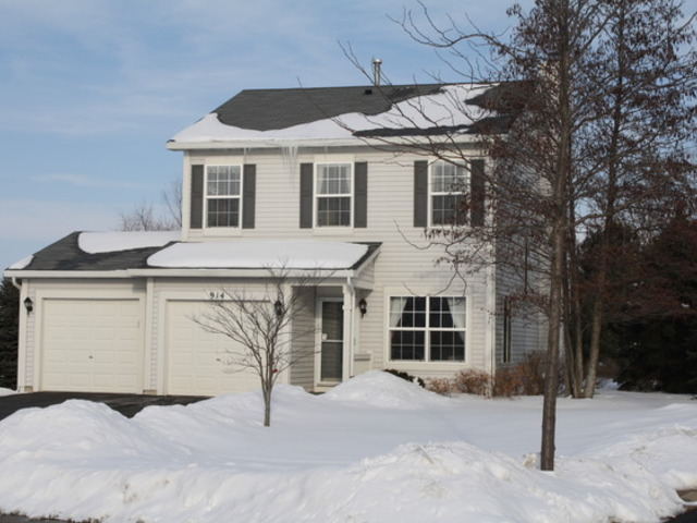 Property Photo for 914 Rachel Court, PLANO, IL 60545, MLS # 08538266