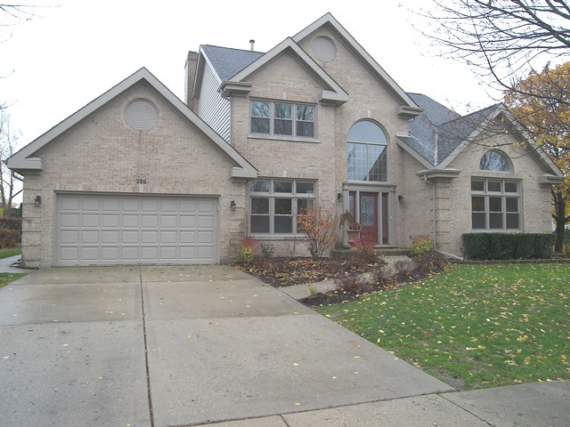 Property Photo for 296 NEEDHAM Drive, BLOOMINGDALE, IL 60108, MLS # 08545972