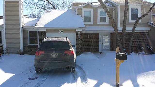 Property Photo for 258 Hearthside Drive, BLOOMINGDALE, IL 60108, MLS # 08549016
