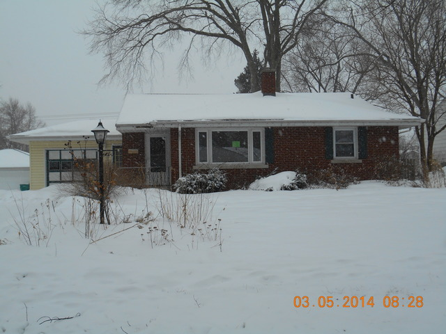 Property Photo for 1612 West Acres Road, JOLIET, IL 60435, MLS # 08549627
