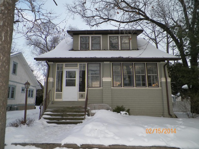Property Photo for 8 S Prairie Avenue, Joliet, IL 60436, MLS # 08549975