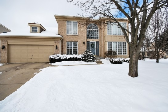 Property Photo for 307 W Sheffield Drive, BLOOMINGDALE, IL 60108, MLS # 08552689