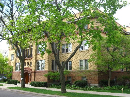 Range Lincoln Park Chicago ~ N lincoln park west street f chicago il