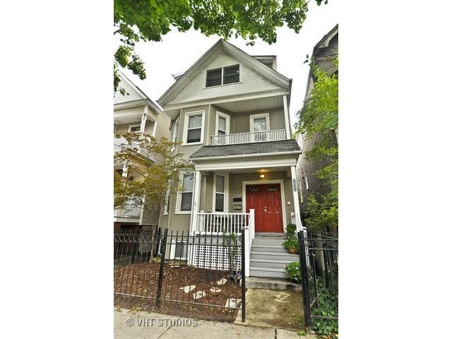 1527 W Wellington Avenue 1 Chicago Il 60657 Mls