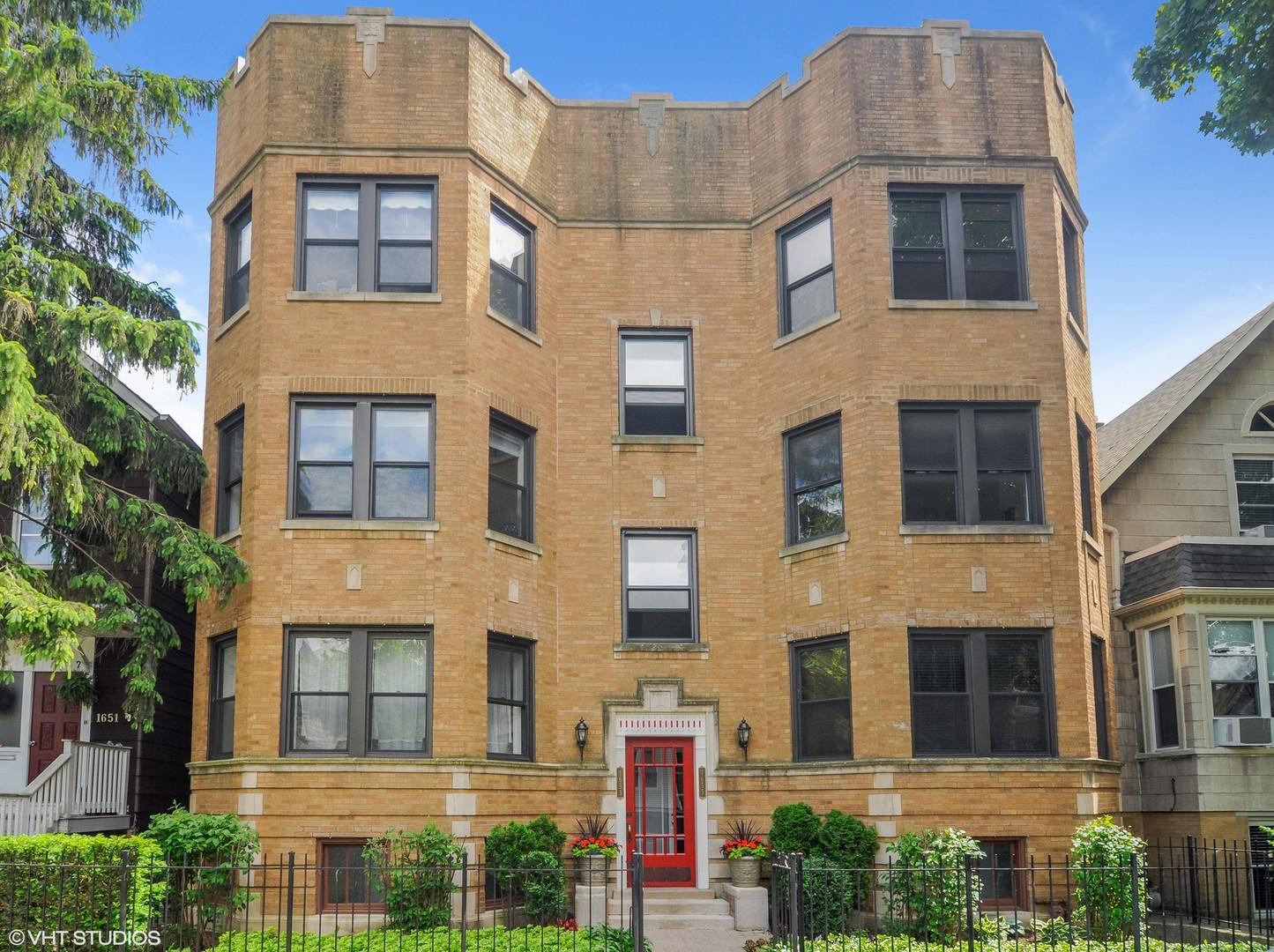 1653 W Olive Avenue #2E Chicago, IL 60660 | @properties