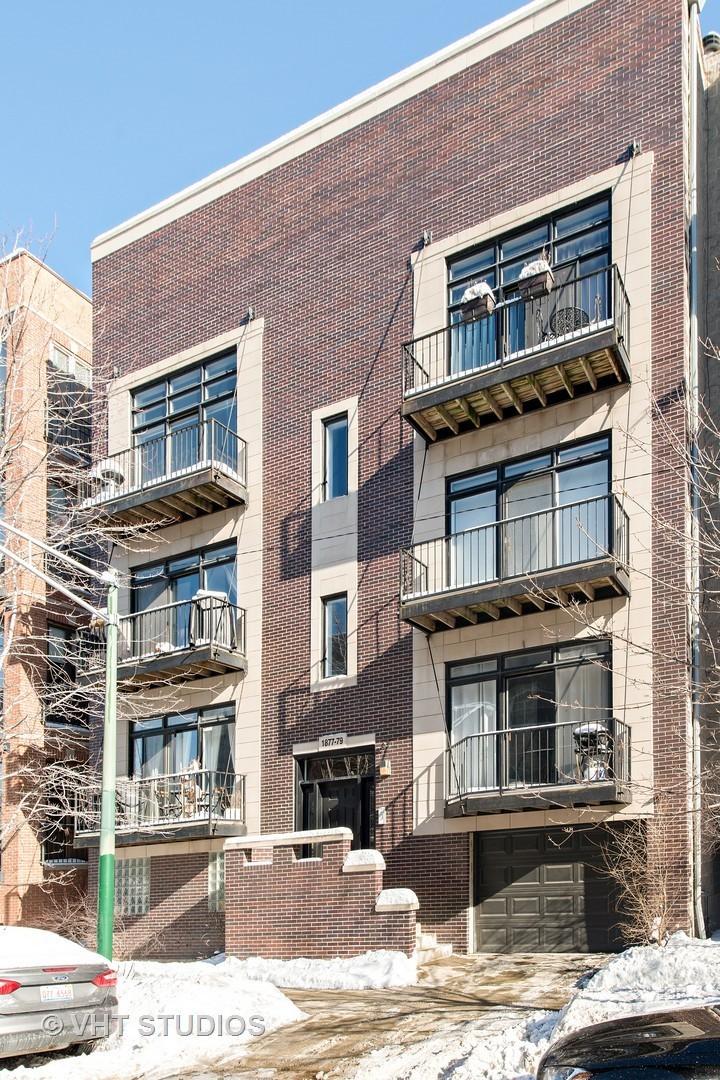 1877 N Winnebago Avenue 3w Chicago Il 60647 Mls