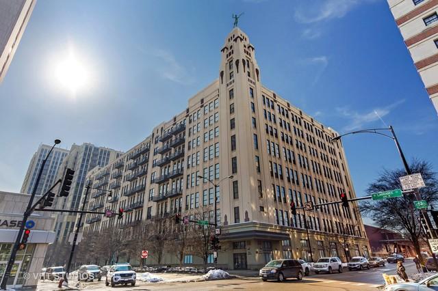 758 N Larrabee Street 709 Chicago Il 60654 Mls
