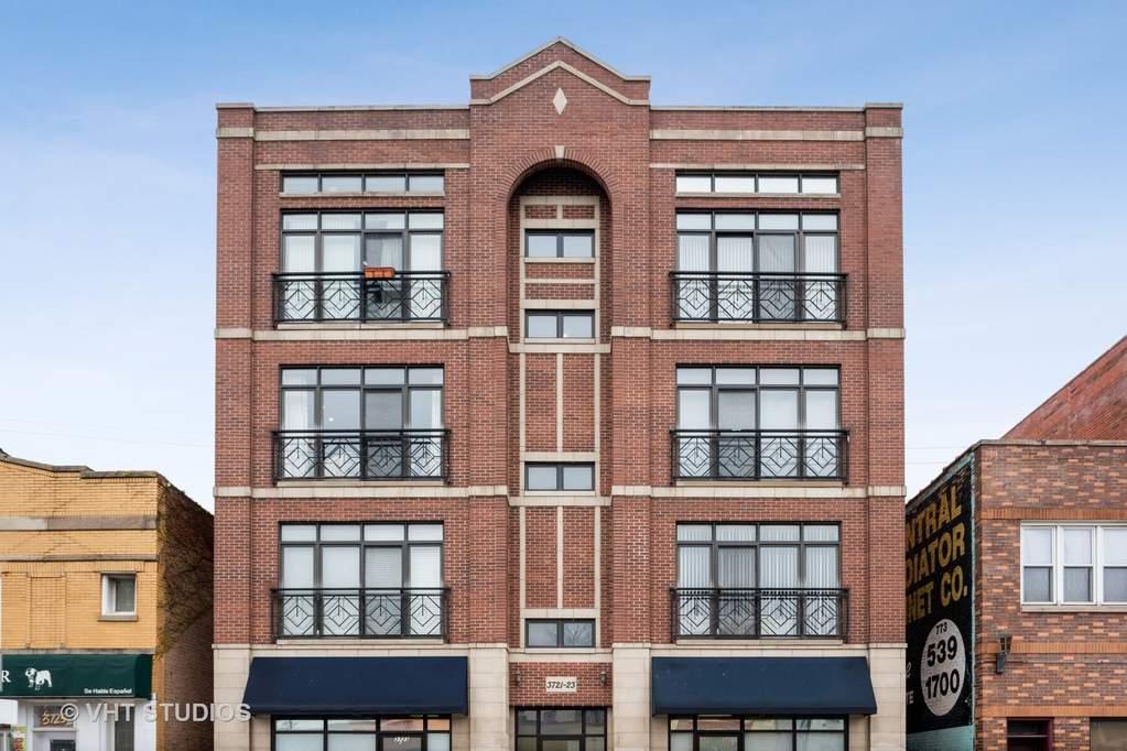 3723 N Elston Avenue 3n Chicago Il 60618 Mls 10369409 Properties Weather forecast in mobile app. properties
