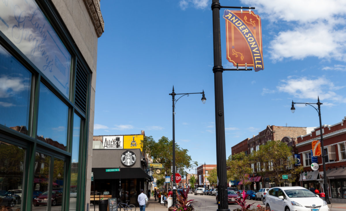 Andersonville photo