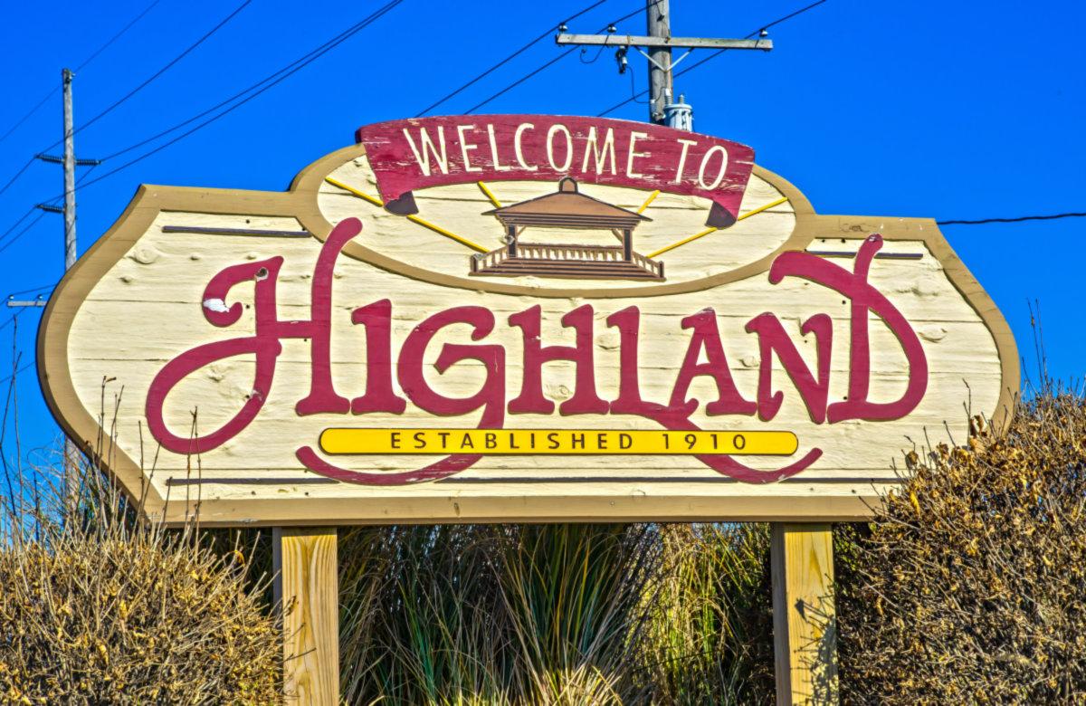 Highland photo