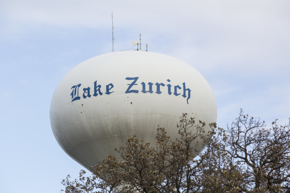 Lake Zurich photo