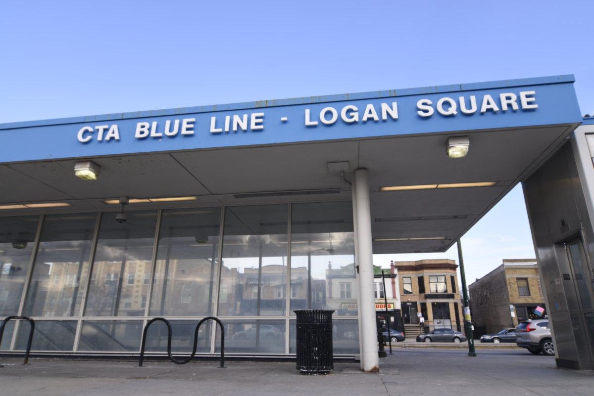 Logan Square photo