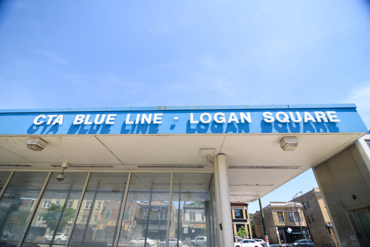 Logan Square photo